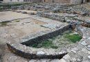 Az onchesmosi zsinagóga romjai