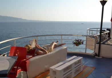 Hotel Seaside Saranda ****